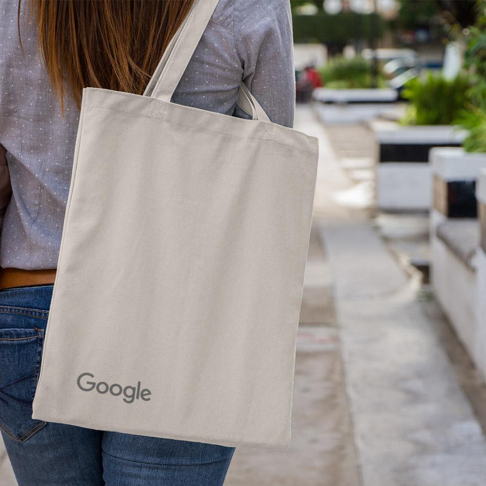 Tote bag Google