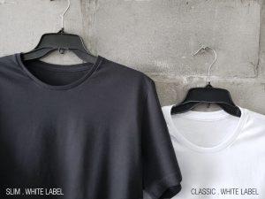 camiseta white label